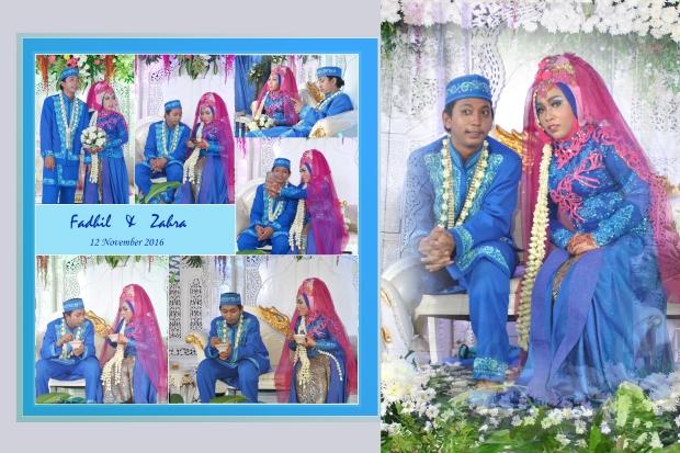 Fadhil & Zahra Wedding